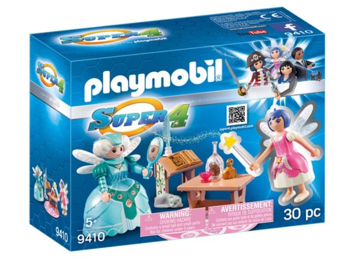 Playmobil 9410 Super4 Großfee mit Twinkle
