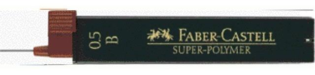 Faber Castell Feinmine Super-Polymer 0,5mm B