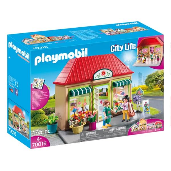 Playmobil 70016 City Life Blumenladen