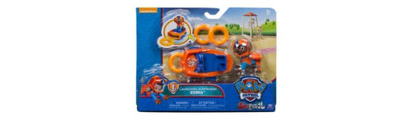 Paw Patrol Sea Patrol Launching Surfboard Zuma