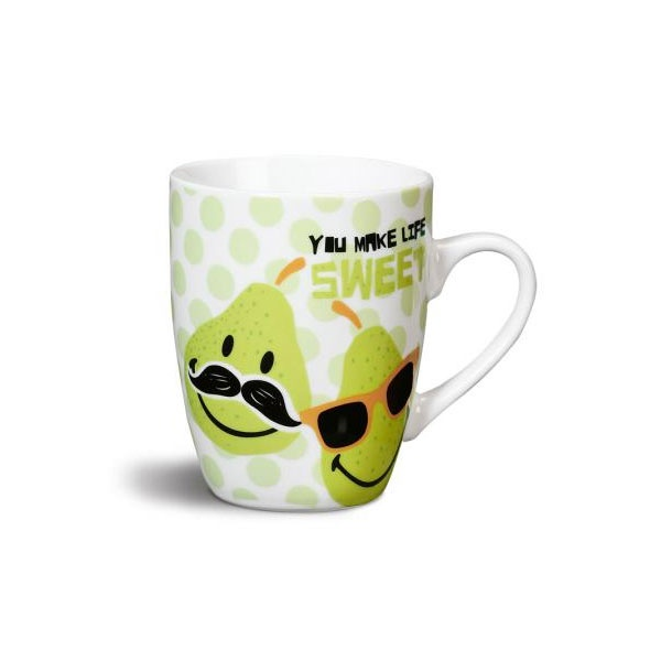 Smiley World Tasse Birne