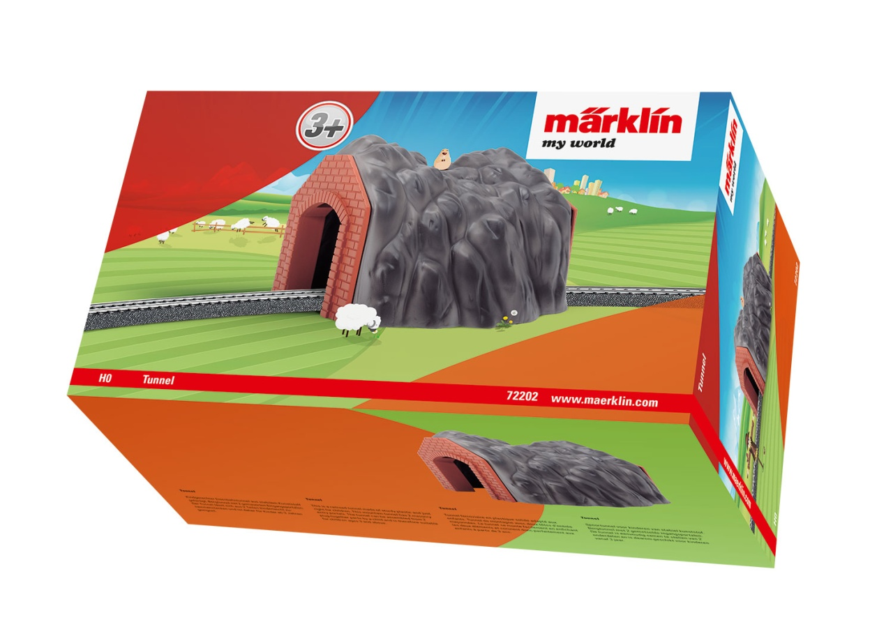 Märklin my world Tunnel
