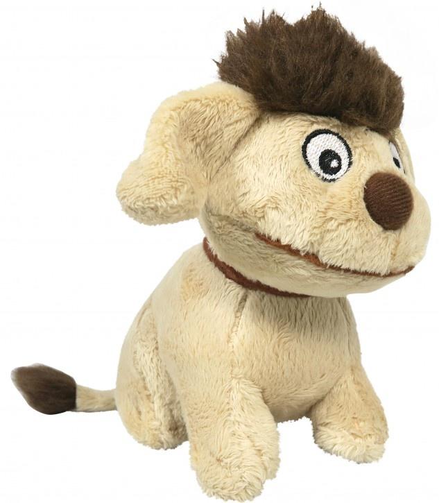 Sandmann Hund Moppi, 15 cm
