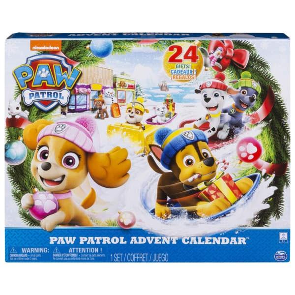 Adventskalender Paw Patrol 2018