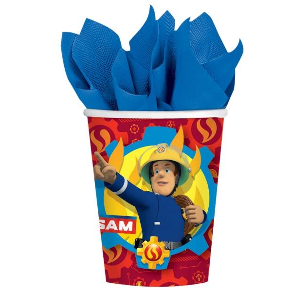 Feuerwehrmann Sam Partybecher