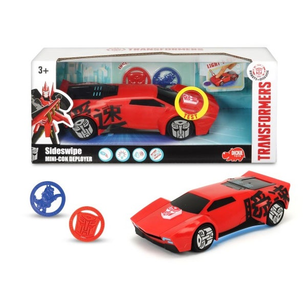 Transformers Sideswipe Mini-Con Deployer