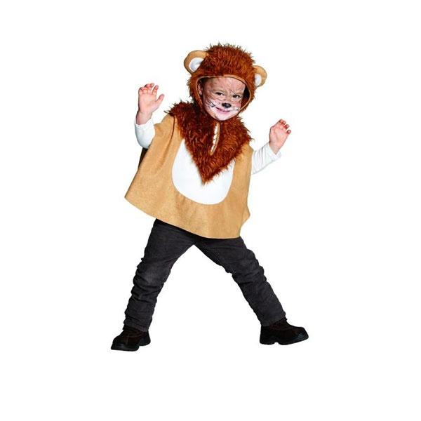 Kostüm Löwen Cape 92