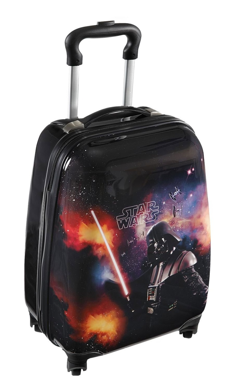 Star Wars Trolley PC eckig