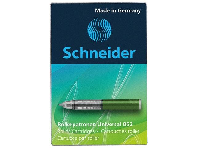Schneider Rollerpatronen 852 neongrün 5er