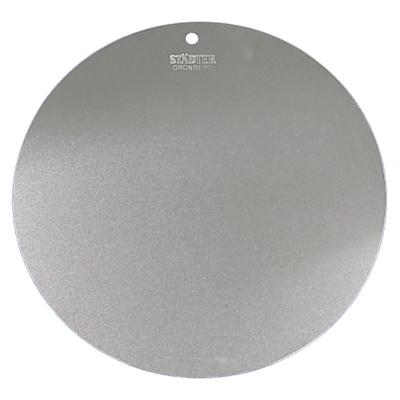 Tortenunterlage Aluminium 28 cm