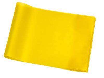 Hefthülle A5 quer gelb transparent