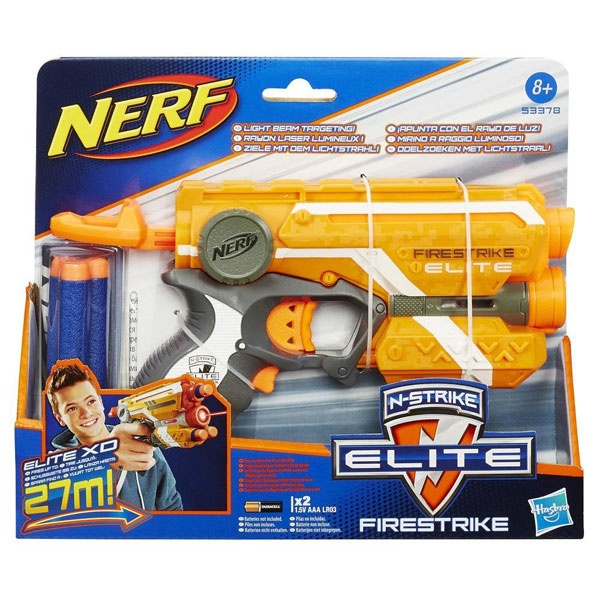 Nerf N-Strike Elite Firestrike von Hasbro