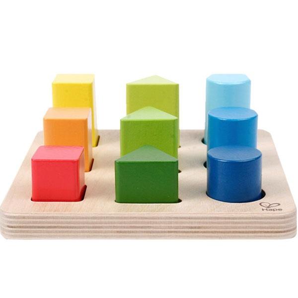 Hape Farben- und Formensortierer
