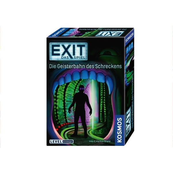 Exit Die Geisterbahn des Schreckens  von Kosmos