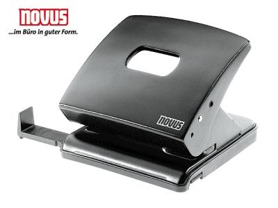 Bürolocher Novus C225 schwarz