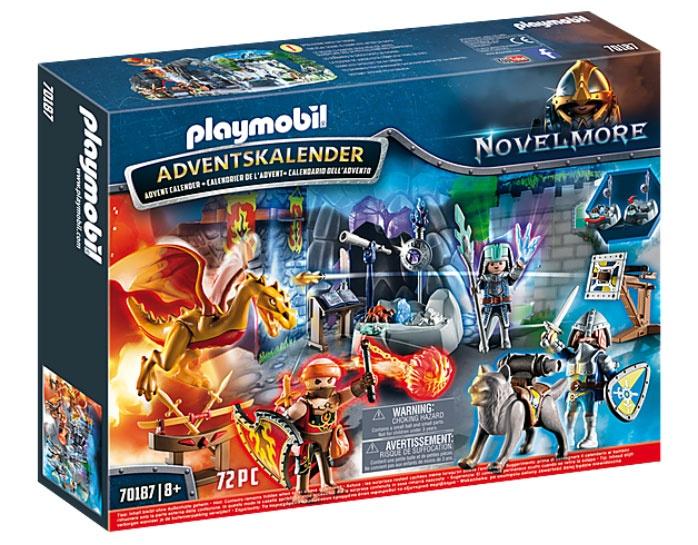 Playmobil 70187 Adventskalender Kampf um den magischen Stein