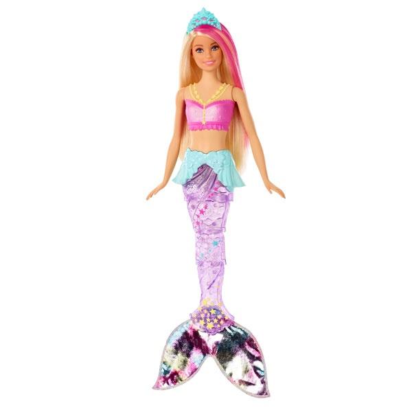 Mattel Barbie Dreamtopia Glitzerlicht Meerjungfrau