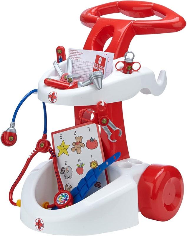 Arztwagen Arzt-Trolley Azrtkoffer von Klein 4315