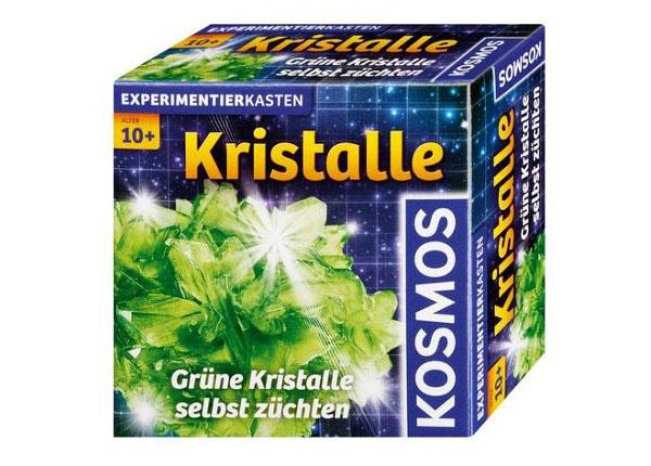 Experimentierkasten Mitbringkristalle Grün von Kosmos