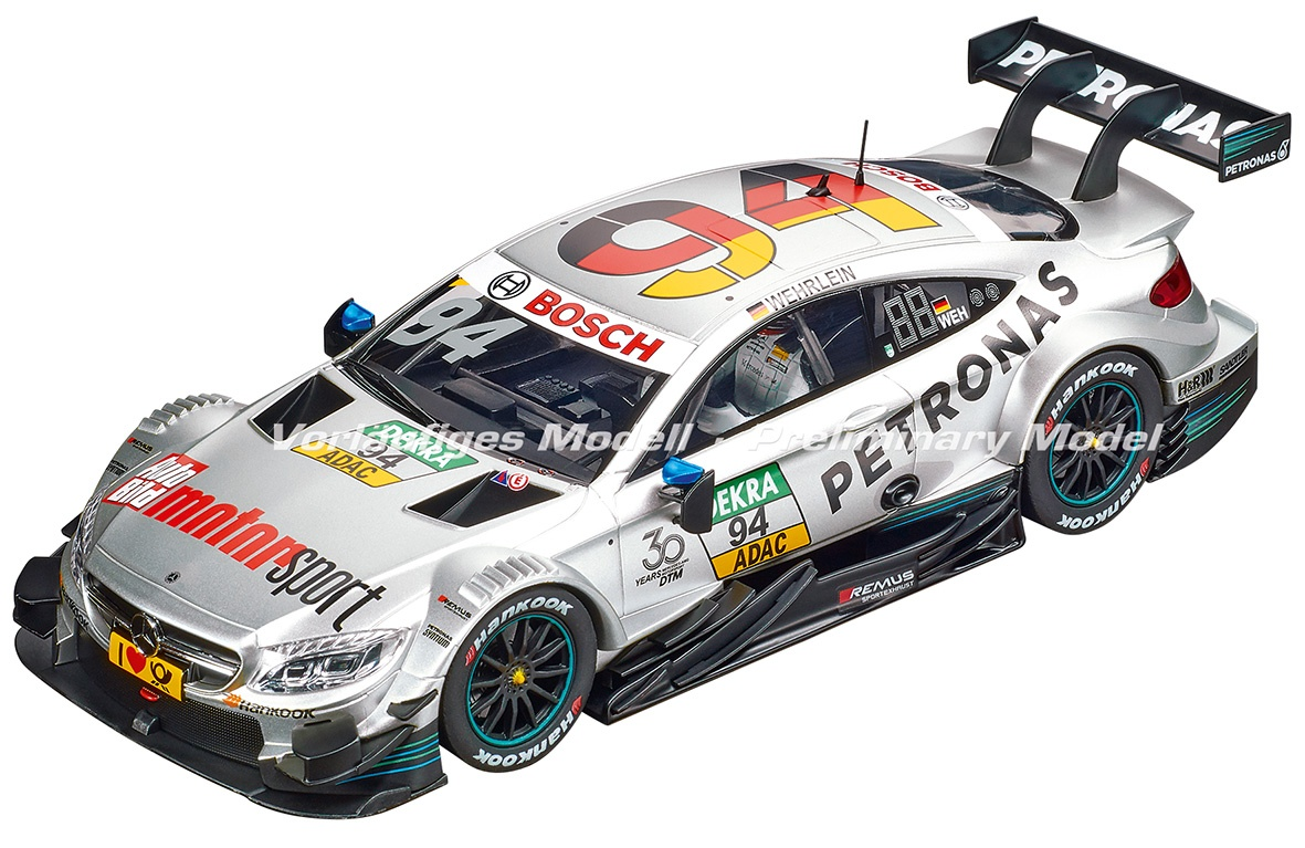 Carrera Digital 124 Mercedes-AMG C 63 DTM P.Wehrlein 23881