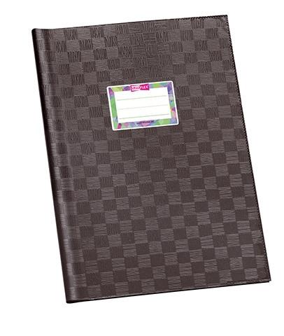 Hefthülle A4 schwarz gedeckt
