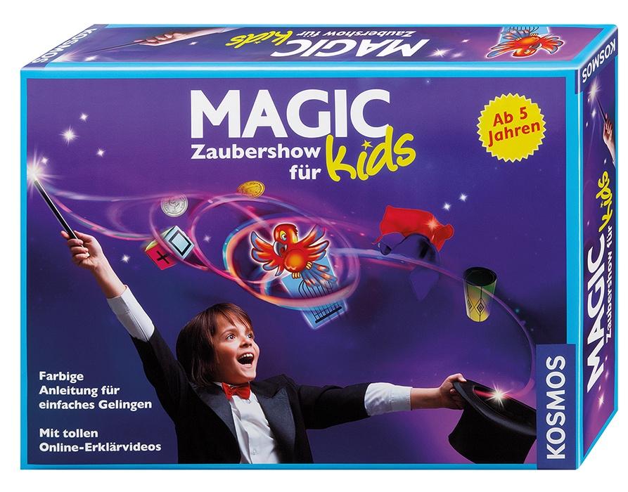 Magic Zaubershow für Kids von Kosmos