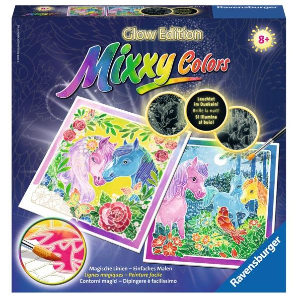 Ravensburger Mixxy Colors Bunte Ponys
