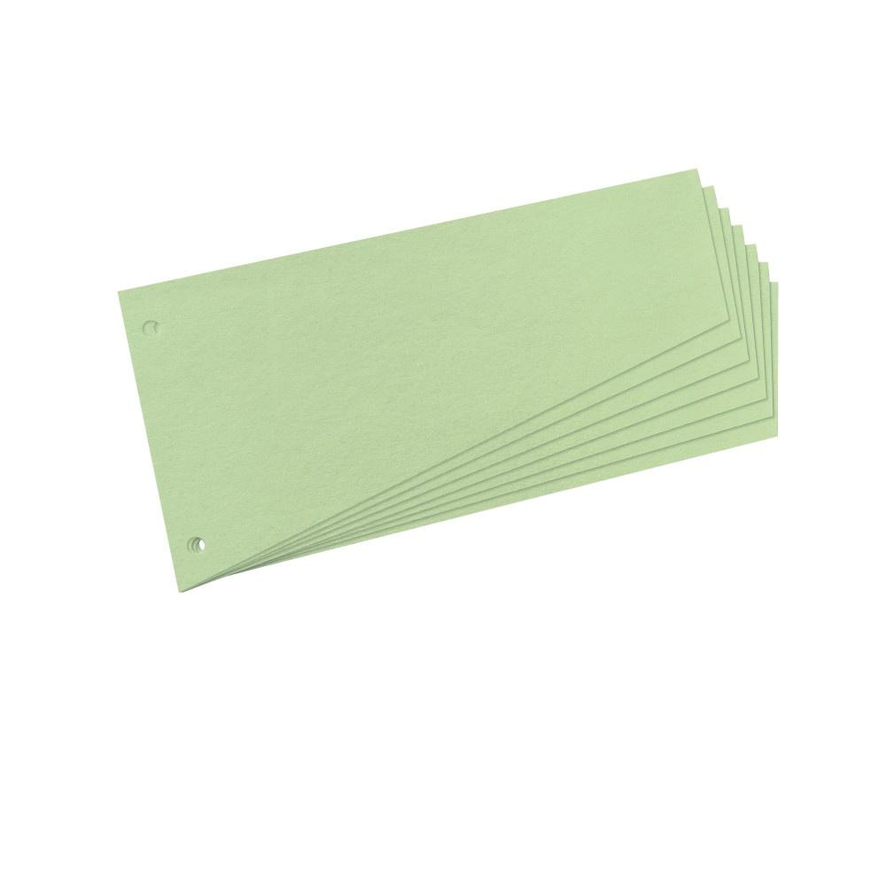 Trennstreifen Trapez grün 100er