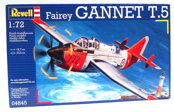 Revell 04845 Fairey GANNET T.5   1:72