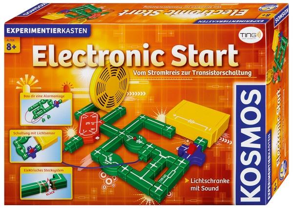 Experimentierkasten Electronic Start von Kosmos
