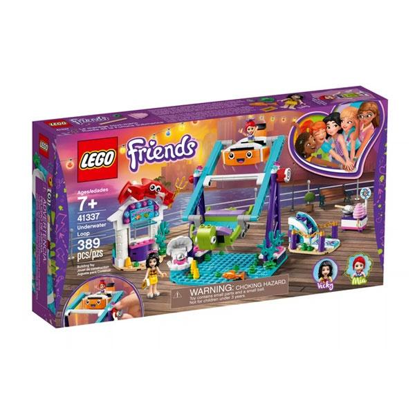Lego Friends 41337 Schaukel mit Looping im Vergnügungspark