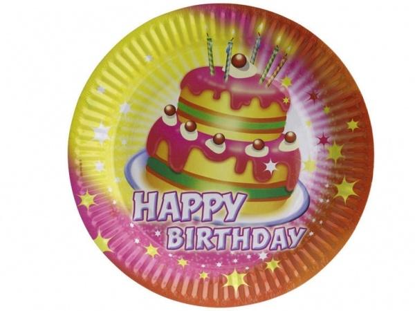 Partyteller Happy Birthday