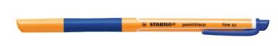 Stabilo Gelschreiber pointVisco 0,5mm blau