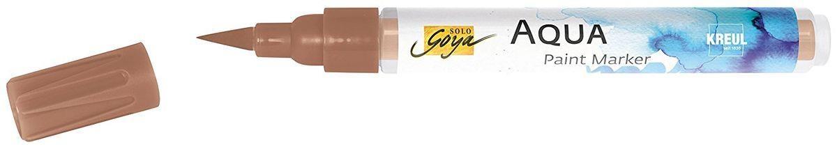SOLO GOYA Aqua Paint Marker Oxytbraun dunkel