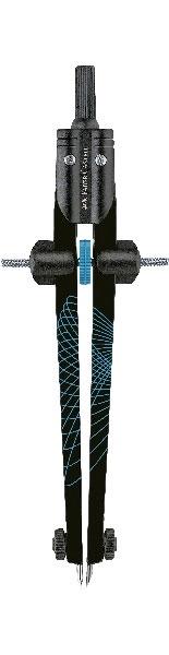 Faber Castell Zirkel Schnellverstellzirkel TWISTER