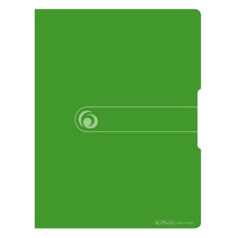 Herlitzb Sichtbuch 20 Hüllen grün