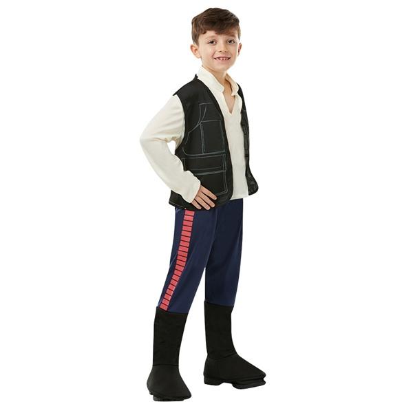 Kostüm Star Wars Han Solo Classic L 8-10 Jahre