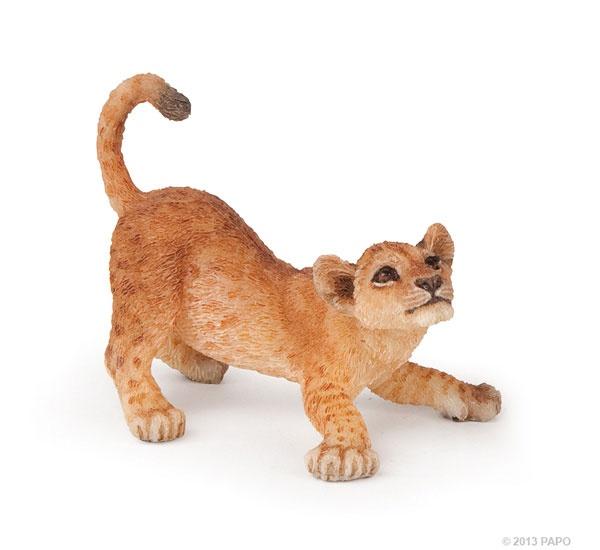 Papo 50126 Spielender Junger Löwe
