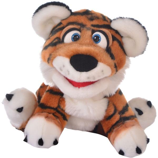 Living Puppets Handpuppe Paco der Tiger W786