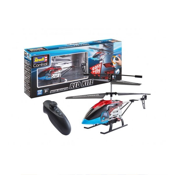 Revell Helikopter Red Kite 23834