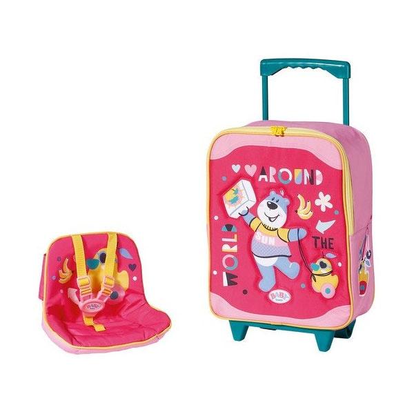 BABY born Holiday Trolley mit Puppensitz