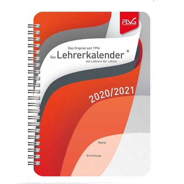FLVG Lehrerkalender von Lehrern für Lehrer 2020/2021 (A5)