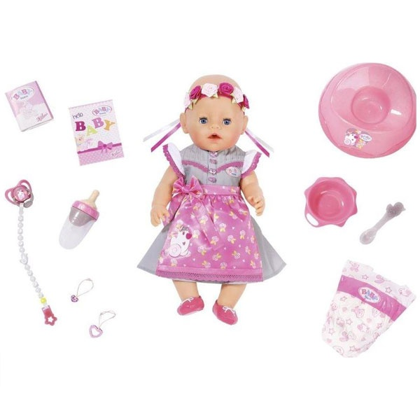 Baby Born Soft Touch Dirndl Girl Edition