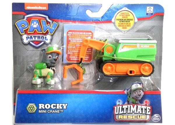 Paw Patrol Ultimative Rescue Vehicle Rocky Mini Crane