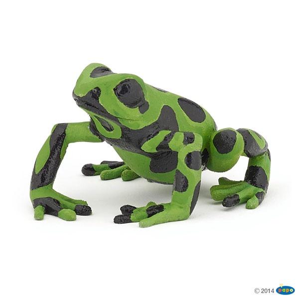 Papo 50176 Grüner Frosch