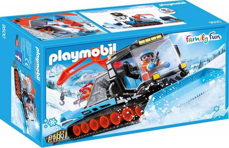 Playmobil 9500 Pistenraupe