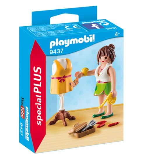 Playmobil 9437 specialPlus Modedesignerin