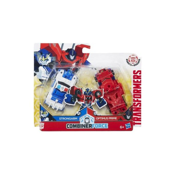 Transformers Combinerforce Strongarm/Optimus Prime