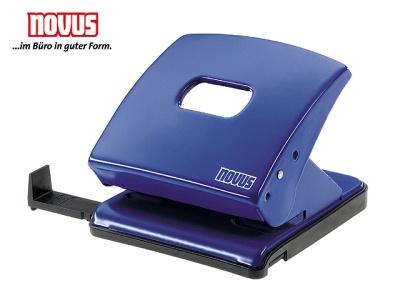 Bürolocher Novus C225 blau
