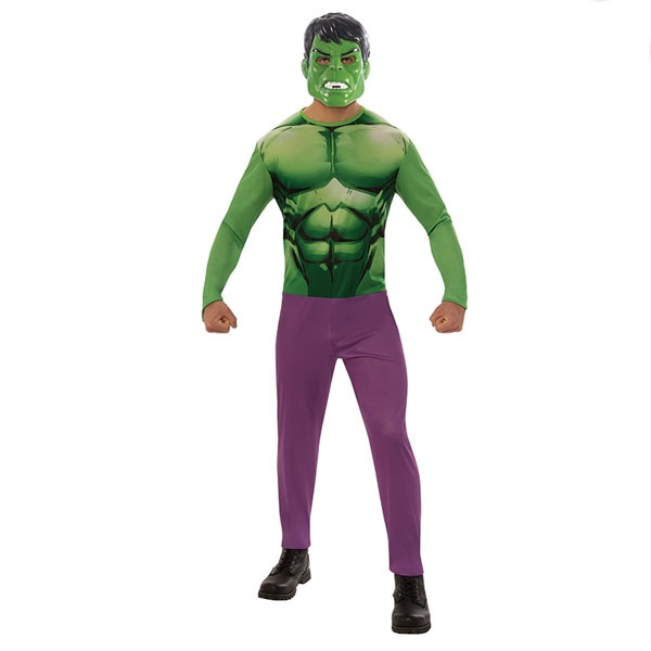 Kostüm Hulk OPP STD Erw.